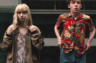 Alex Lawther e Jessica Barden in The End of the F***ing World