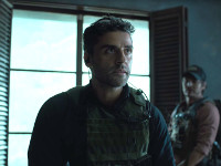 Oscar Isaac in Triple frontier