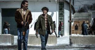 Matthew McConaughey e Richie Merritt in Cocaine - La vera storia di White Boy Rick