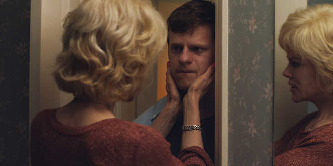 Lucas Hedges e Nicole Kidman in Boy Erased