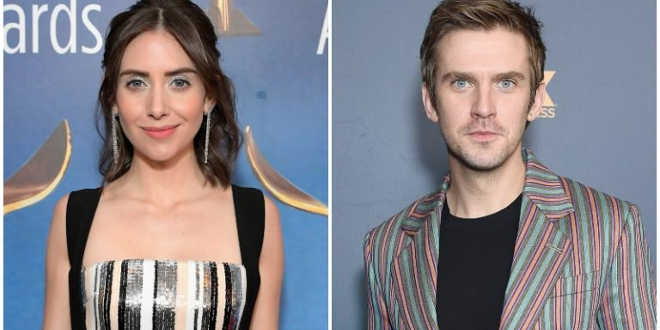 Alison Brie e Dan Stevens nel cast di The Rental