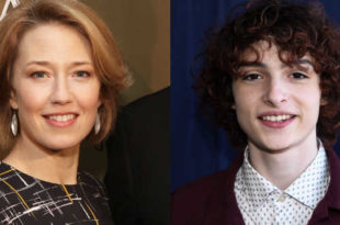 Finn Wolfhard e Carrie Coon in Ghostbusters 3
