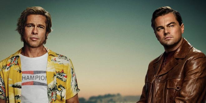 Once Upon a Time in Hollywood: trailer