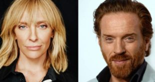 Toni Collette e Damian Lewis in Dream Horse