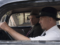 Woody Harrelson e Kevin Costner in Highwaymen - L'ultima imboscata