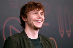 Evan Peters in American Horror Story