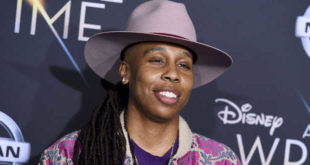 Lena Waithe in Westworld