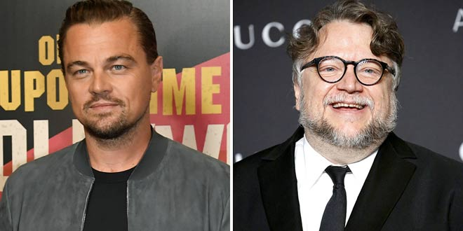 Leonardo DiCapeio nel nuovo film di Guillermo del Toro