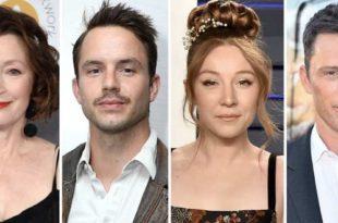 Lesley Manville, Kayli Carter, Jeffrey Donovan e Will Brittain nel cast di Let Him Go