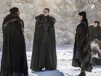 Jon, Arya, Bran e Sansa