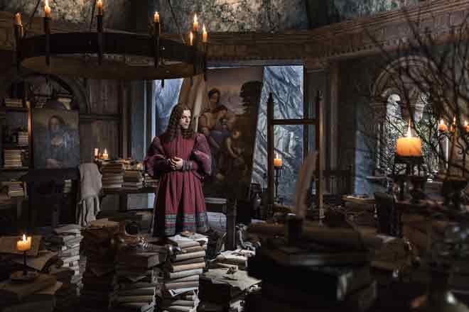 Io, Leonardo: il primo teaser trailer del film con Luca Argentero