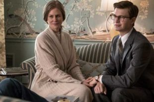 The Goldfinch: una scena del film