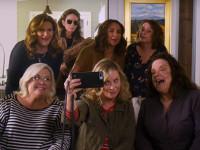 Amy Poehler, Maya Rudolph, Rachel Dratch, Emily Spivey, Tina Fey, Paula Pell e Ana Gasteyer in Wine country