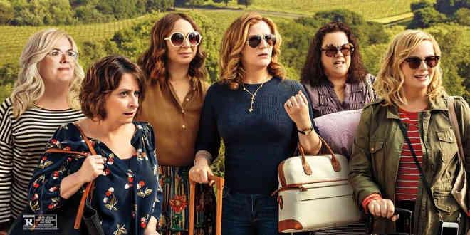 Amy Poehler, Maya Rudolph, Rachel Dratch, Emily Spivey, Paula Pell e Ana Gasteyer in Wine Country