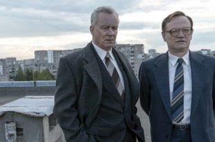Chernobyl: una scena della serie tv