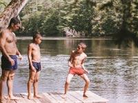 Quando eravamo fratelli: una scena del film