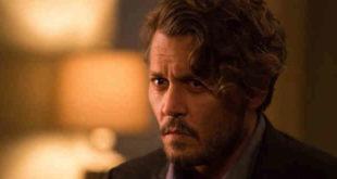 Johnny Depp in Arrivederci professore