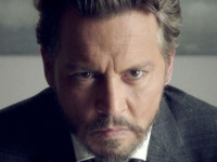Johnny Depp in Arrivederci professore