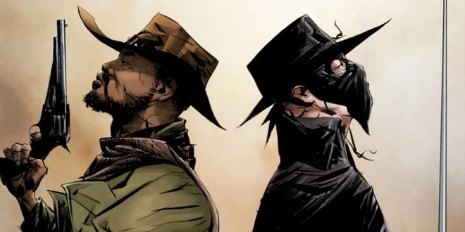Django/Zorro: Taratino e Carmichael al lavoro sul sequel