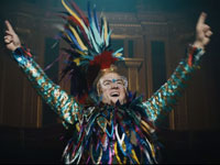 Rocketman: una scena del film