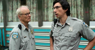 Bill Murray e Adam Driver in The dead don't die