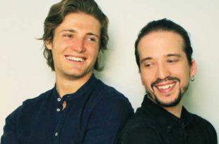 Piergiorgio Seidita (regista) e Jacopo Carta (Attore) vincitori Premio Troisi