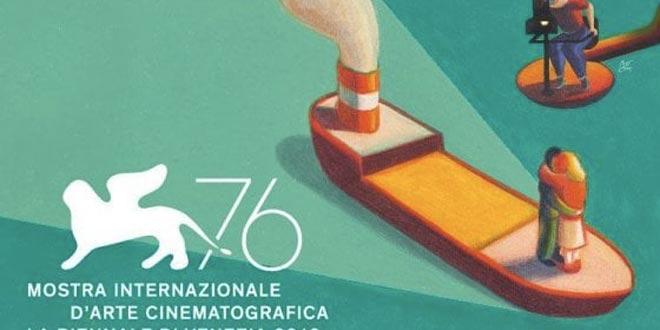 Venezia 76 il programma