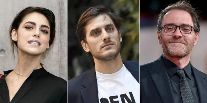 Luca Marinelli sarà Diabolik nel film dei Manetti Bros