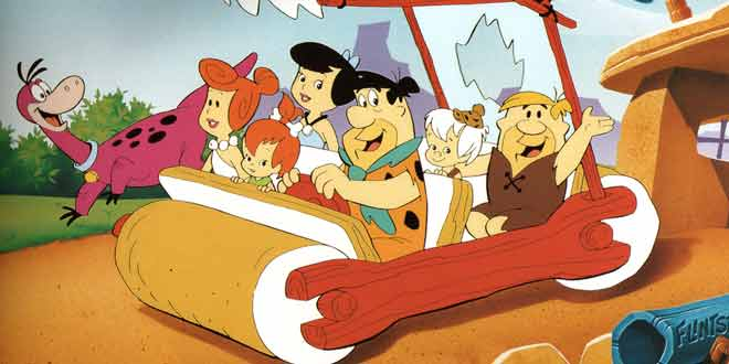 The Flintstones: reboot Warner Bros