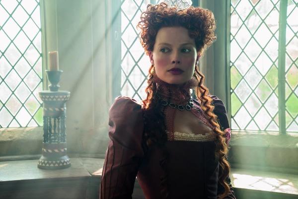 Margot Robbie in Maria regina di Scozia