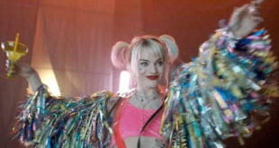 Harley Quinn in Birds of Pray