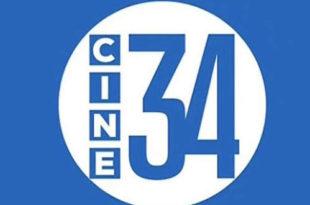 Logo Cine 34