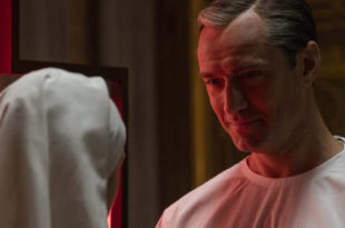 Jude Law in The New Pope