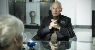 Patrick Stewart in Picard