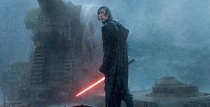 Kylo Ren personaggio di Star Wars