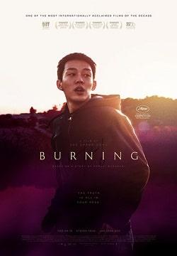 Locandina di Burning