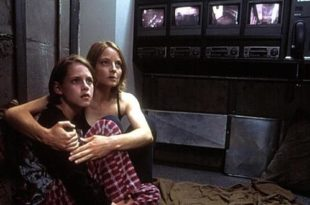 Una scena di Panic Room