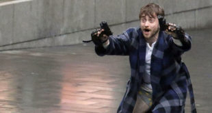 Daniel Radcliffe in Guns Akimbo