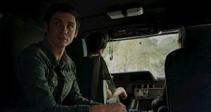 Logan Lerman in Hunters