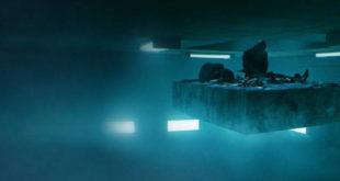 Una scena di Il buco