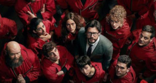 Il cast de La casa di carta dal 3 aprile su Netflix
