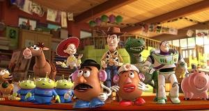 Una scena di Toy Story 3