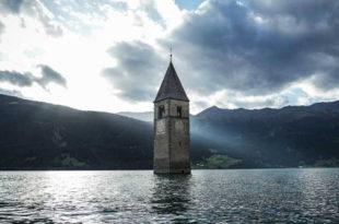 Il campanile di Curon